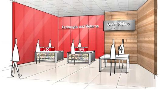 Redesign Of Target Stores To Focus On Speed Inspiration