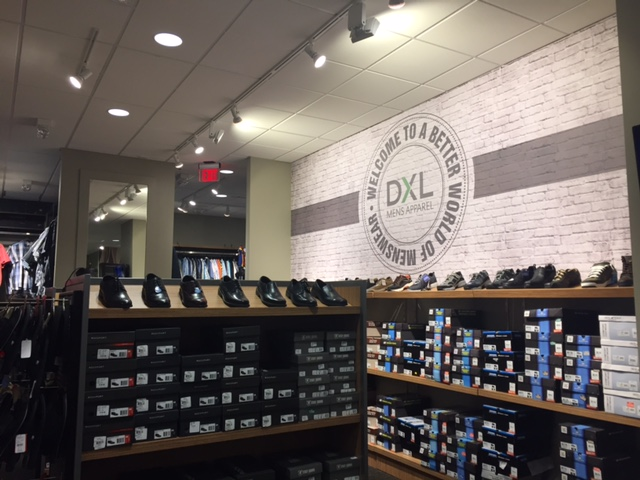"""2c860ee7b6d """"The DXL Men s Apparel store was built with the bigger guy in mind and  directly addresses needs he s expressed through customer feedback and focus  groups"""
