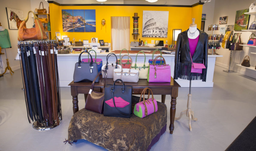 Luca's Boutique at 8th & Railroad
