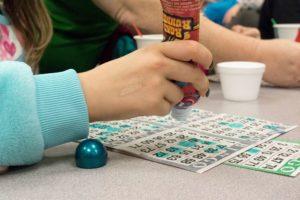 Image of bingo cards