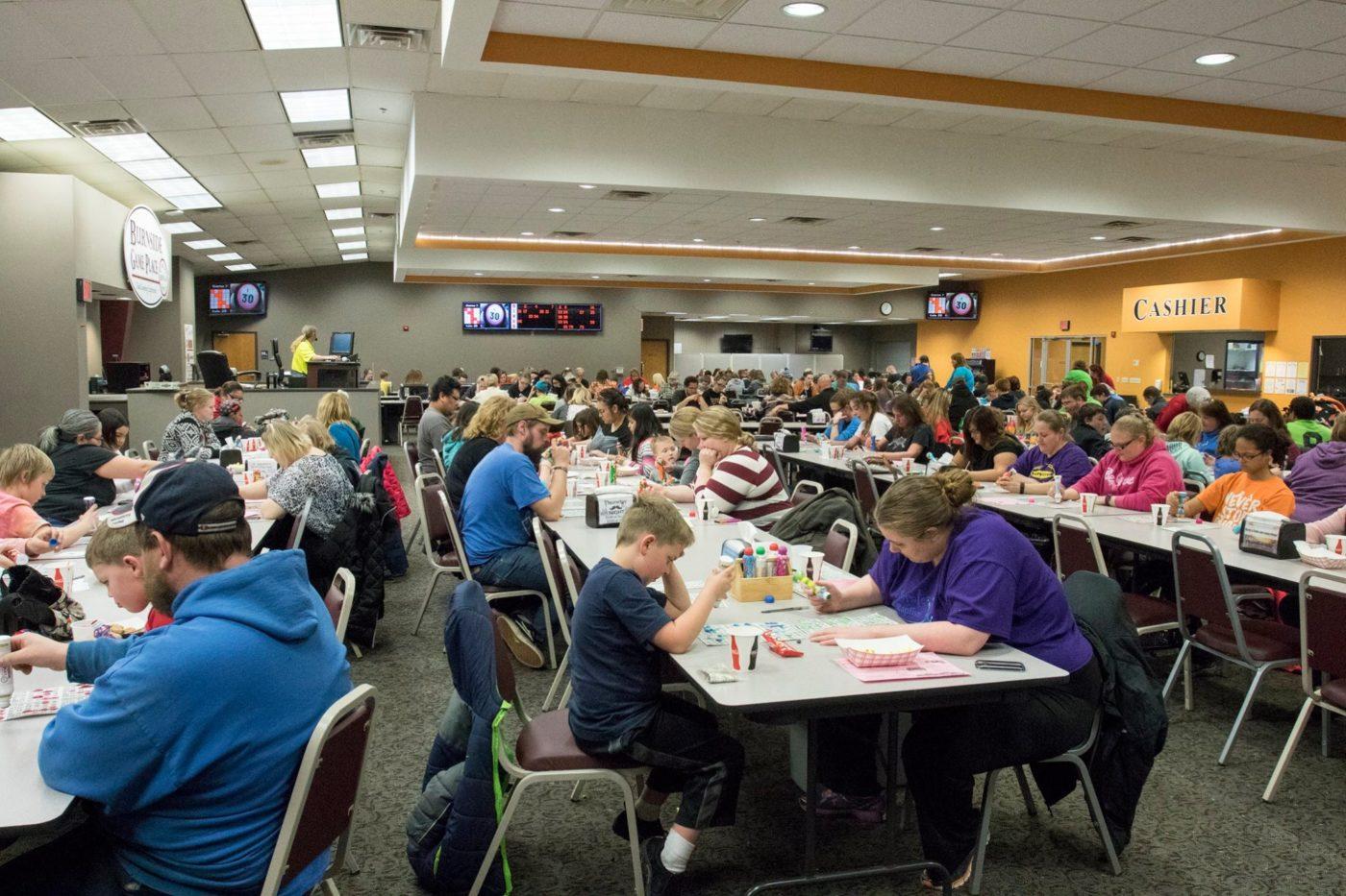 Image of bingo players