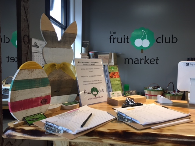 The fruit club market offers unique easter options siouxfalls the fruit club market offers unique easter options negle Images