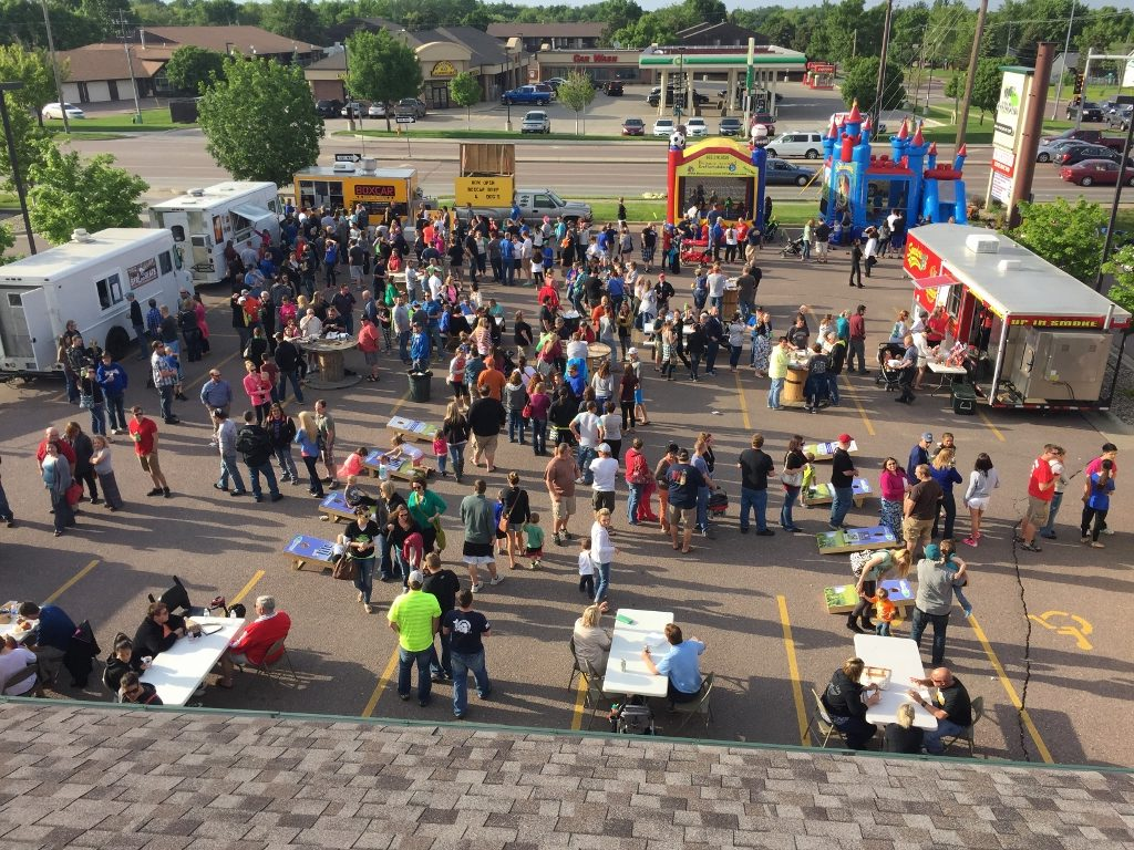 businesses to host regular food truck events siouxfalls