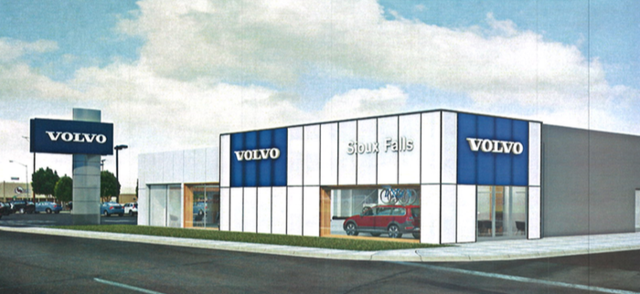 graham automotive adding volvo dealership siouxfalls business. Black Bedroom Furniture Sets. Home Design Ideas