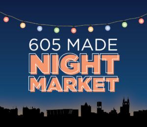 Night Market logo