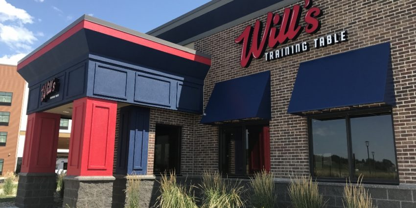 Rebranded Sanford Restaurant Opens Thursday SiouxFallsBusiness - Training table restaurant