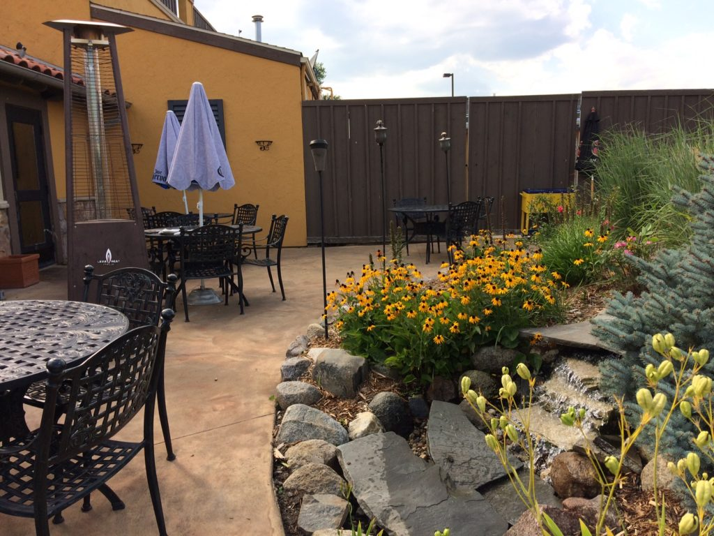 ... Even When Cooler Temperatures Roll Around, An All Season Area Will  Offer That Outdoor Feel Without The Elements. The Barrel House Is At 4701  E. 54th St.