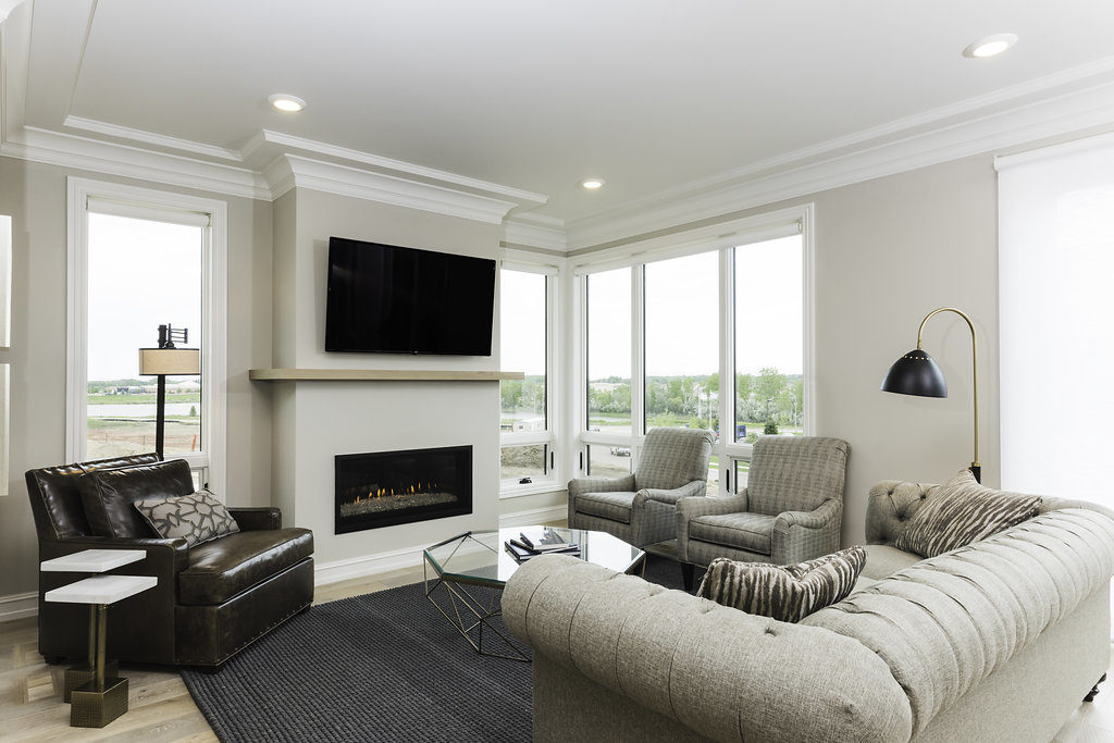 Impressive town house offers complete living at Lake Lorraine ...
