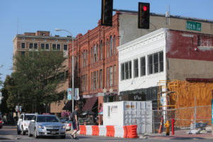 Lewis Sanford Pave Partnering In Downtown Project Siouxfalls