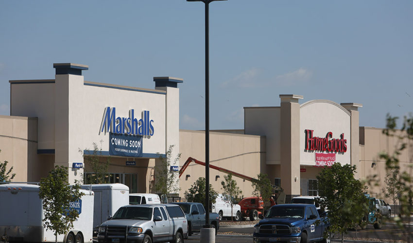 Marshalls  HomeGoods set opening date  hold hiring events. Marshalls  HomeGoods set opening date  hold hiring events