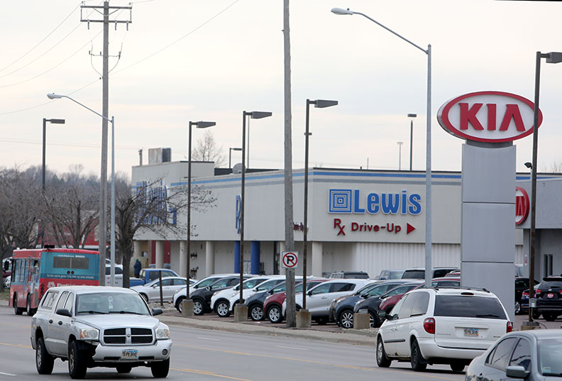 Billion back to growing business following serious illness for Billion motors sioux falls