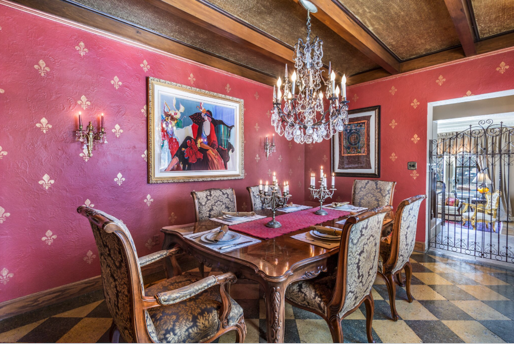 Roaring \'20s meets Italian Renaissance in Riverview Heights home ...