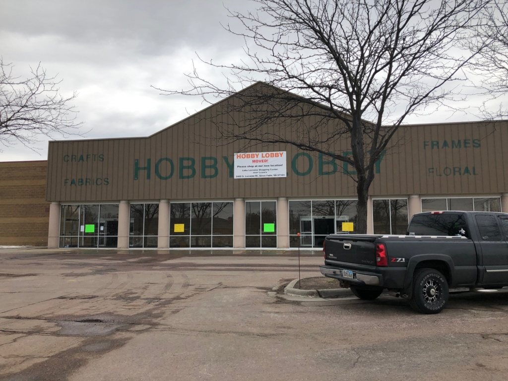 party america to move, modernize with big new store – siouxfalls