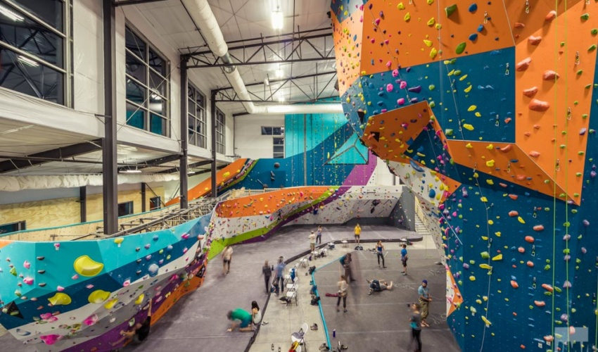 New Indoor Climbing Business To Rival Any Gym In City