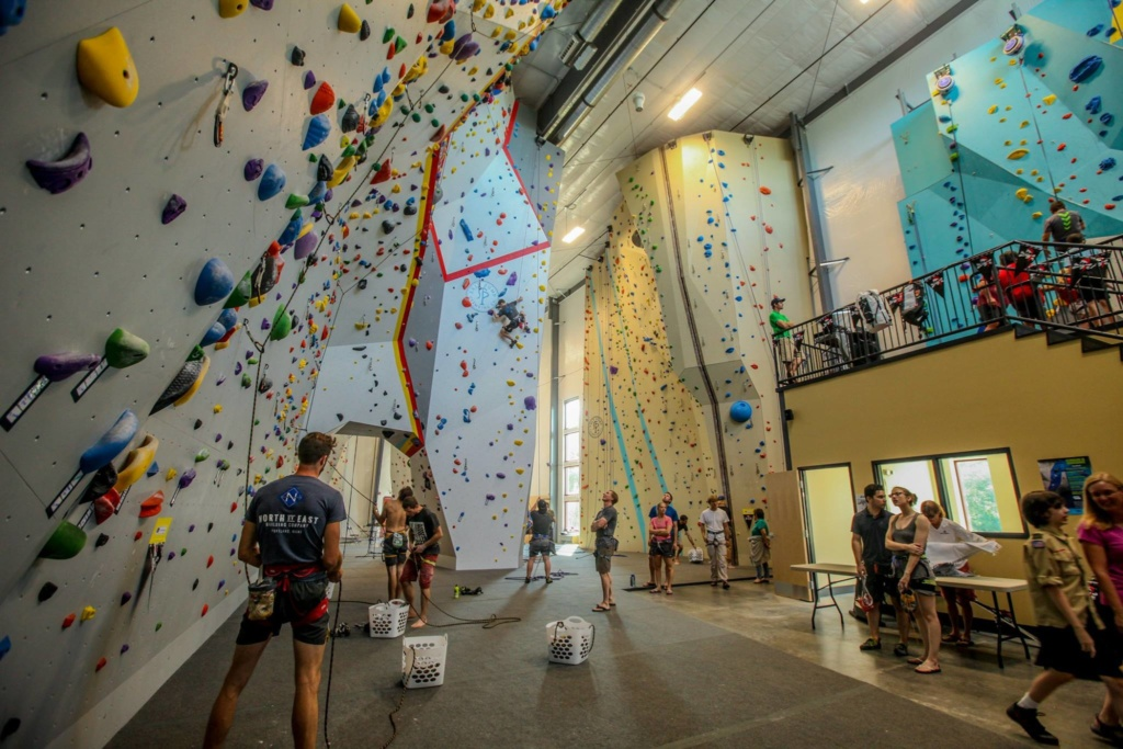 New indoor climbing business to \'rival any gym in any big city ...