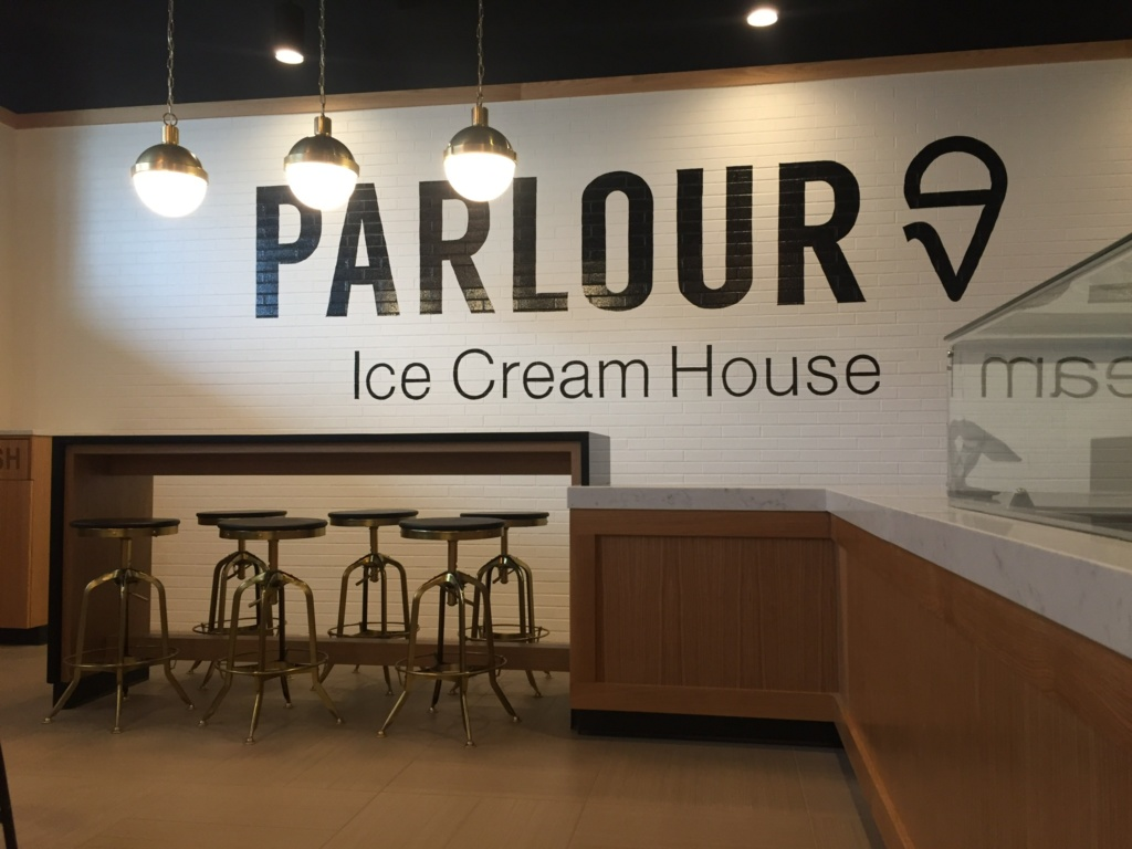 Parlour Ice Cream House Sets Opening Day