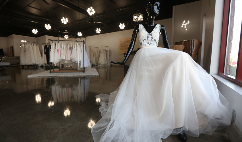 Bridal shop changes name with new location – SiouxFalls.Business