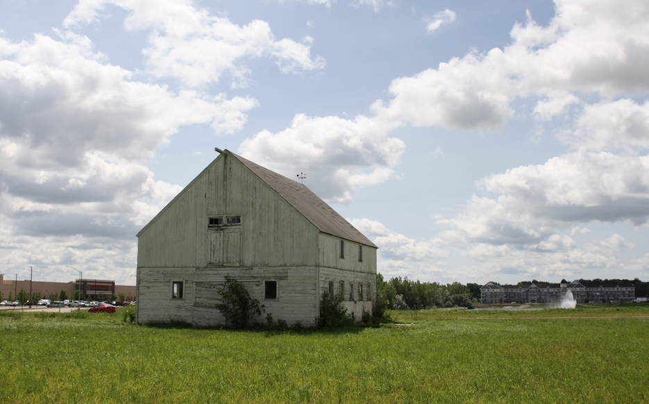 Lake Lorraine To Dismantle Repurpose Old Barn