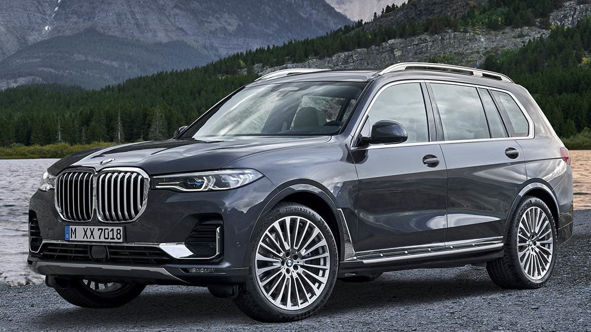 From Bmw S Biggest Suv To A New Subcompact From Mercedes