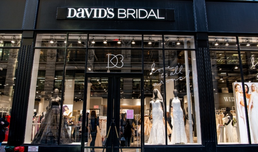 david s bridal to file for bankruptcy siouxfalls business