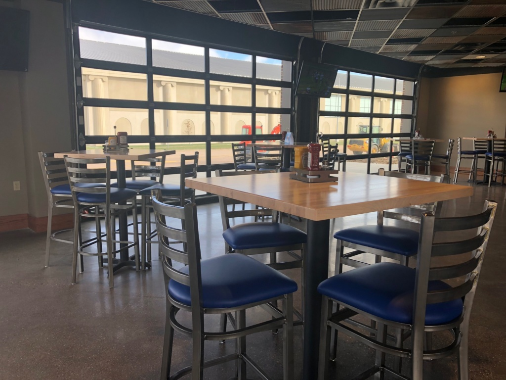 Wills Training Table To Reopen Next Week With New Additions