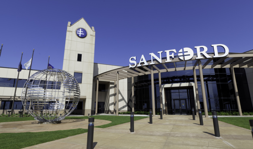 Sanford To Start On West Side Clinic Siouxfalls Business