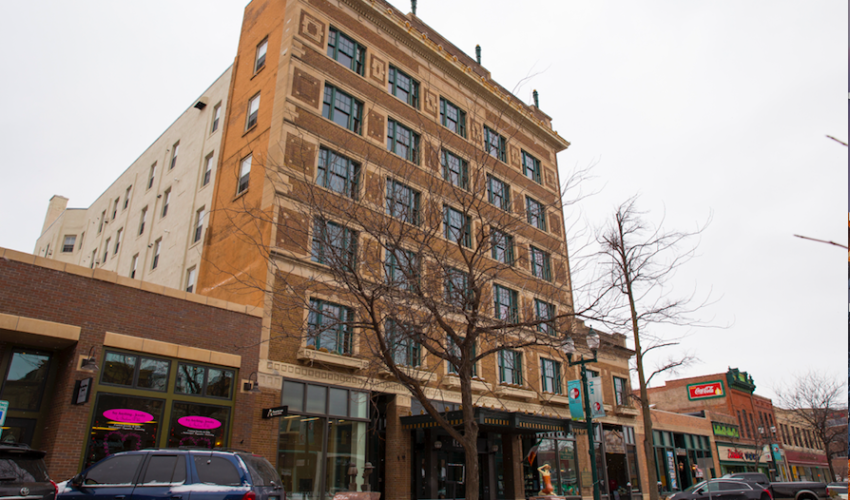 The Carpenter Building