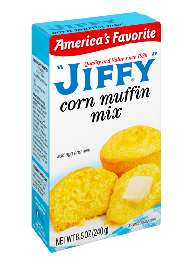 image of jiffy mix