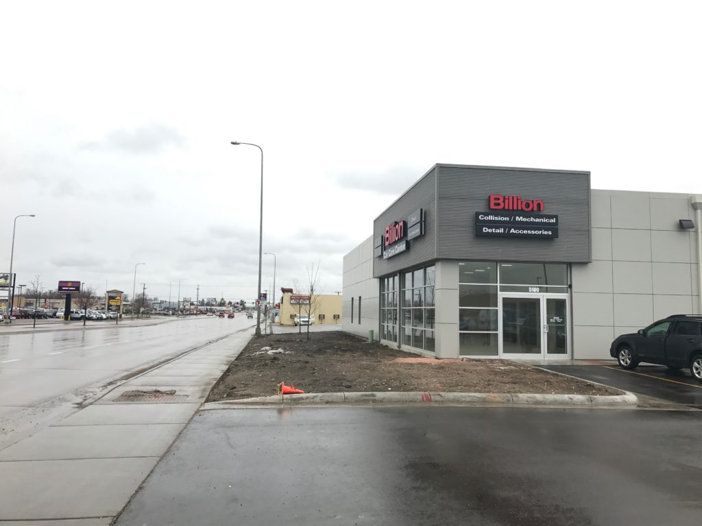 Billion Auto Sioux Falls >> Billion Buys Land On 12th Street As Businesses Plan Moves