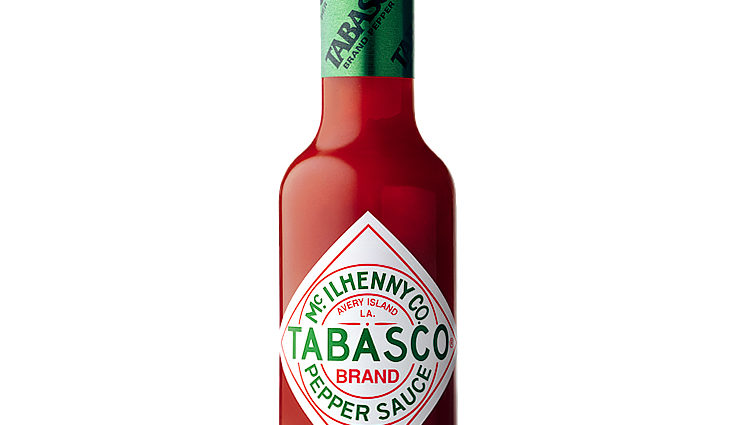 Image of Tabasco label