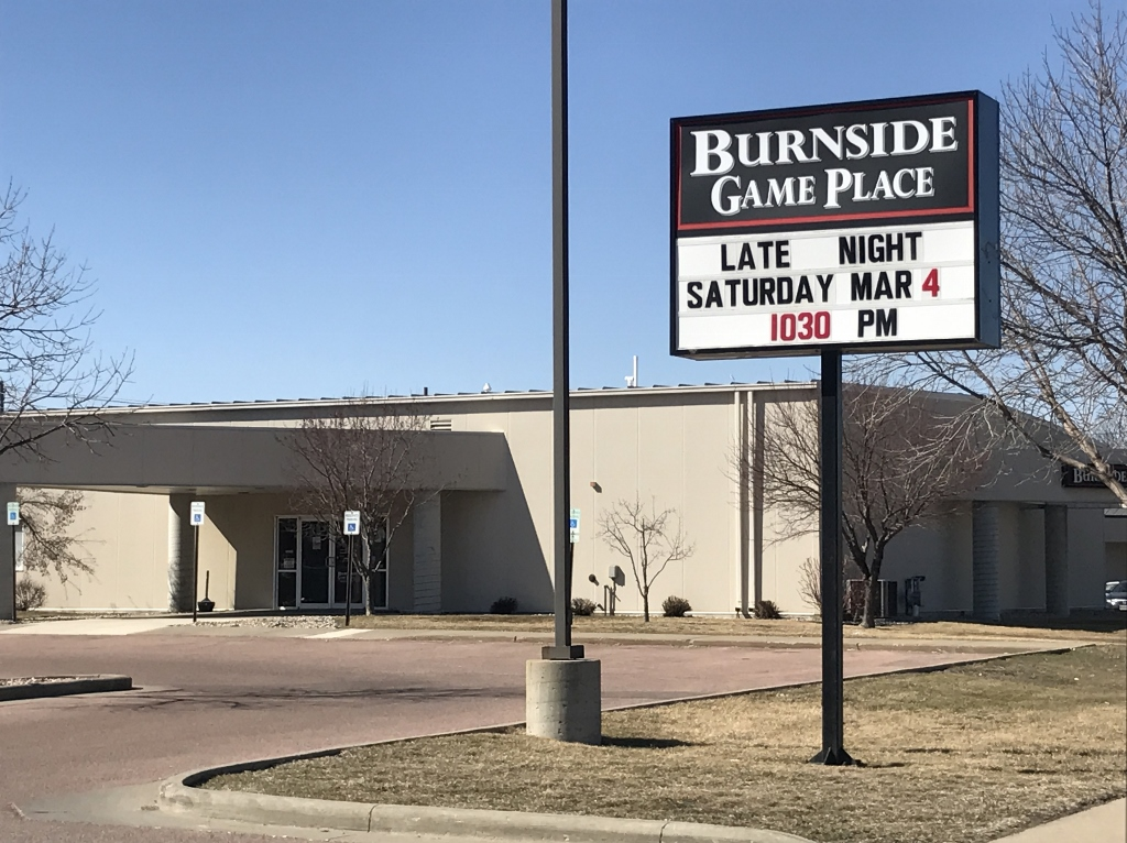 Image of Burnside Bingo