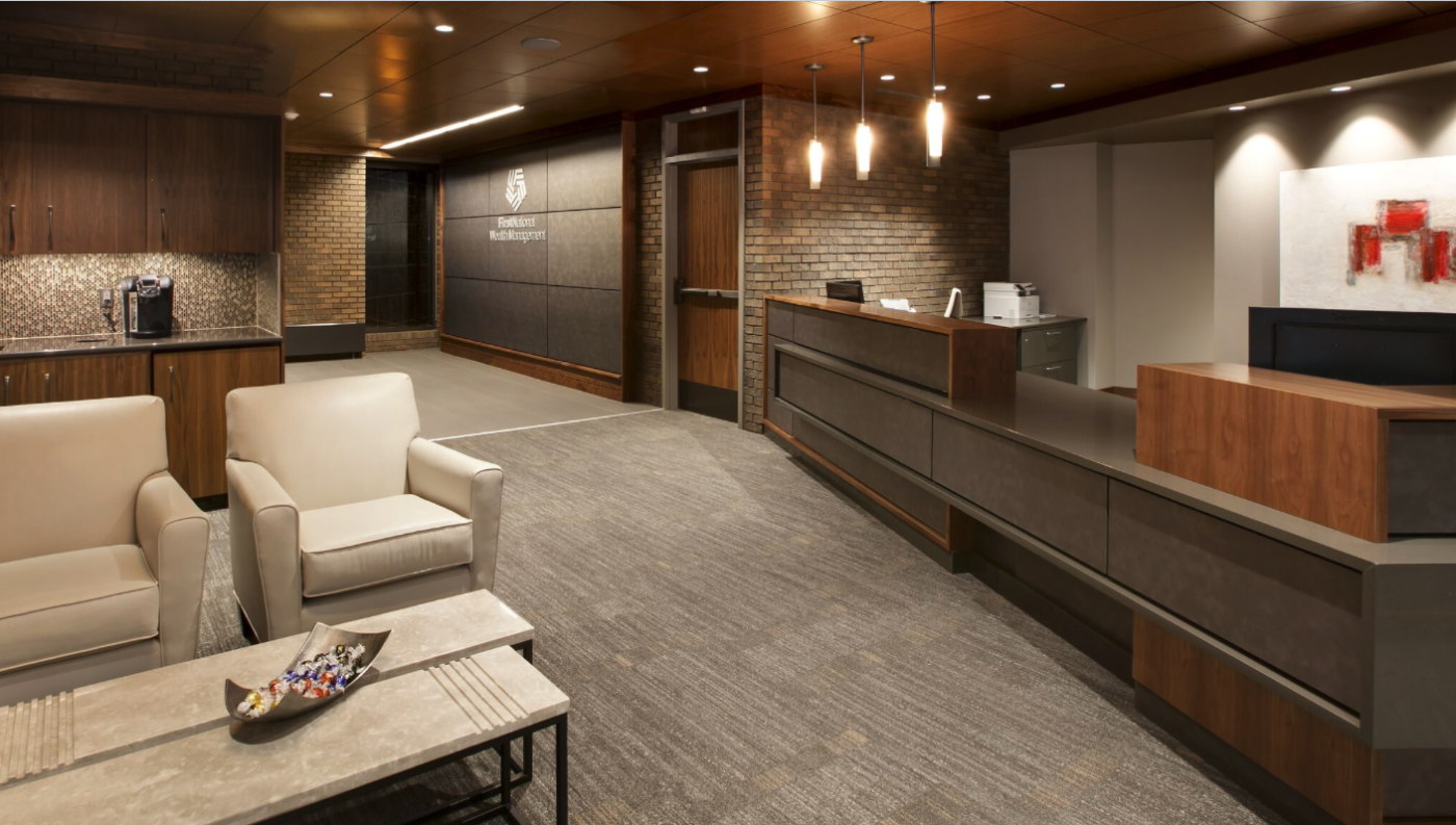 Behind The Scenes From Old School Bank To Modern Wealth Management Office Siouxfalls Business