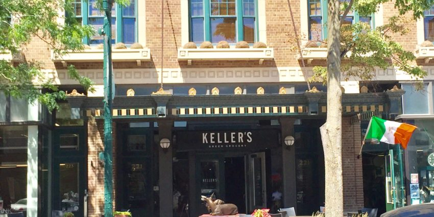 Keller's Green Grocery