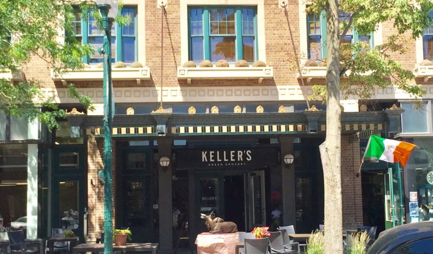Keller's Green Grocery