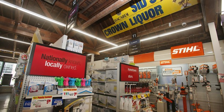Inside look at downtown Nyberg's Ace Hardware includes nods