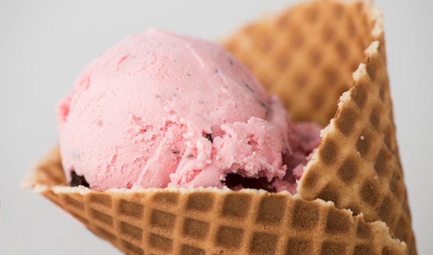 Stensland ice cream