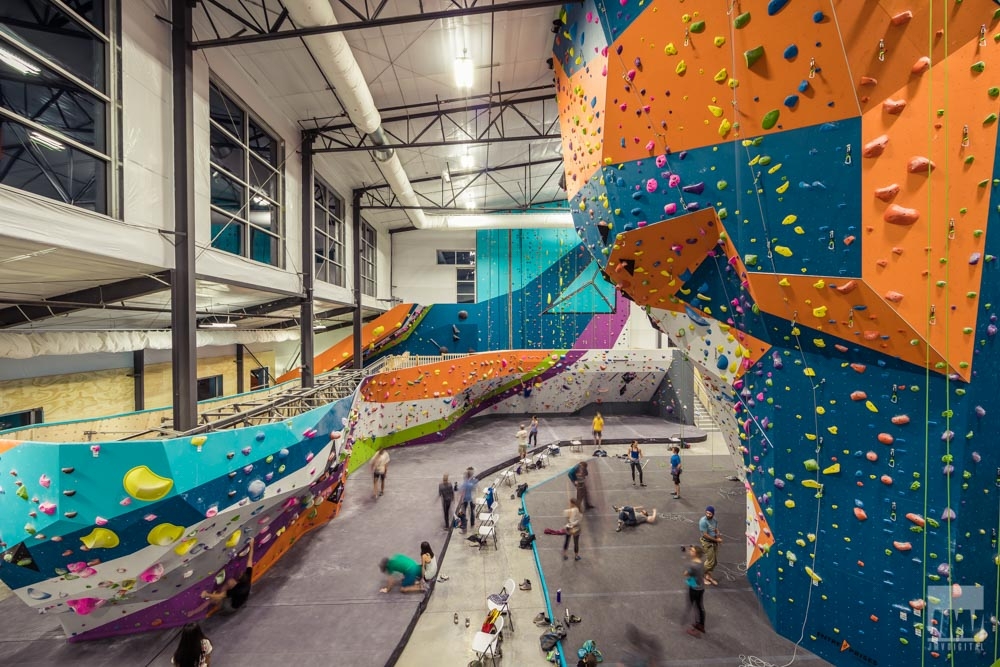 New Indoor Climbing Business To Rival Any Gym In Any Big City Siouxfalls Business