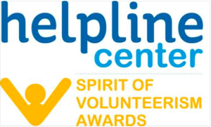 Helpline Center announces Spirit of Volunteerism nominees