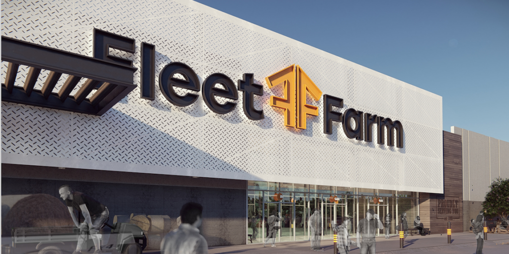 Here S How The Sioux Falls Fleet Farm Will Look Siouxfalls Business