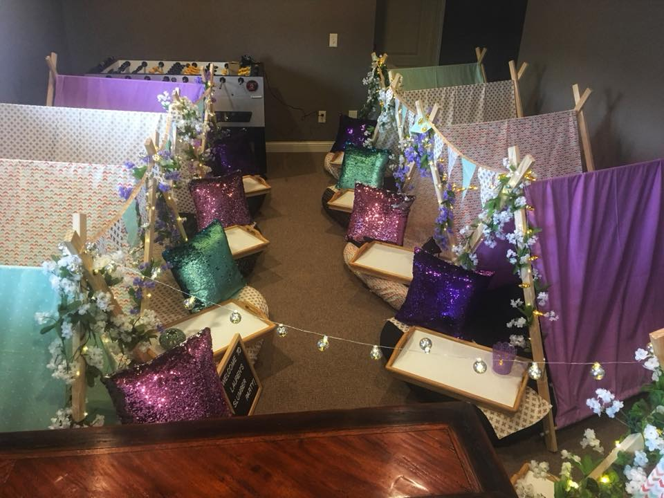 Startup Provides Slumber Party Packages Siouxfalls Business