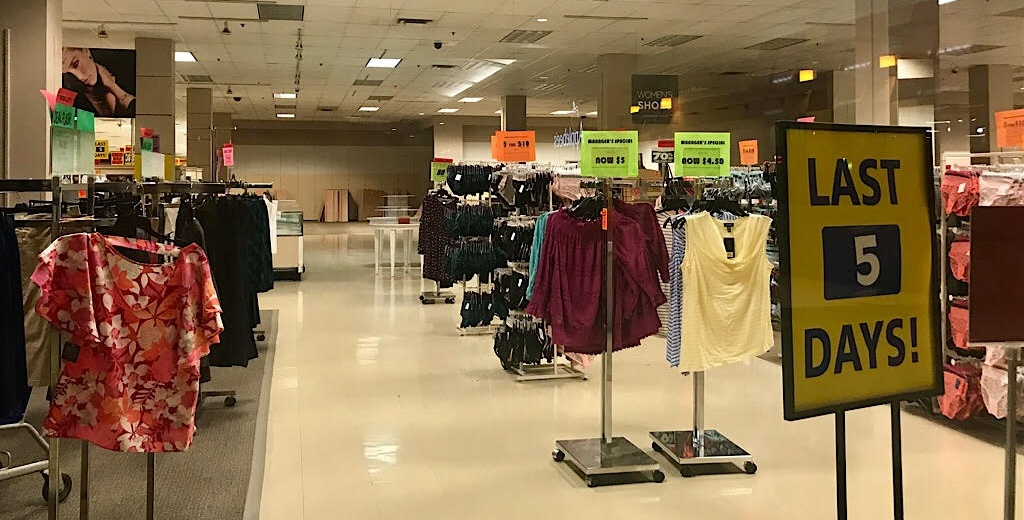 Space to spare: National retailers looking at Sioux Falls