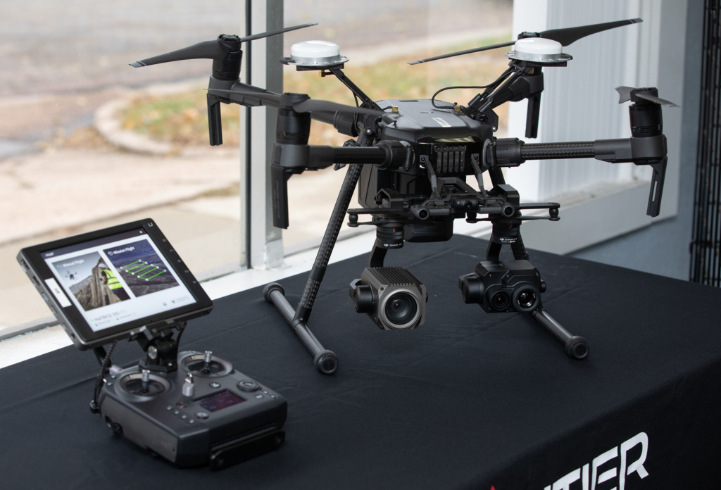 Drones: Finding New Opportunities with New Technology