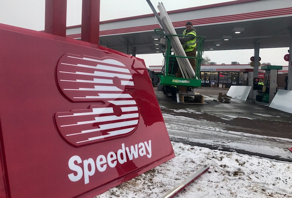 Superamerica Gas Station To Become Speedway Siouxfalls
