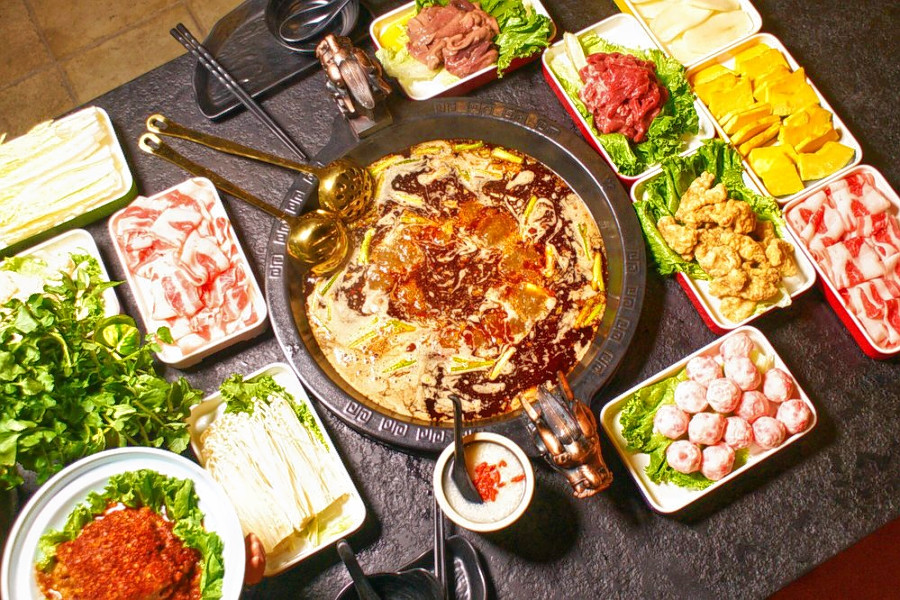 China hot pot restaurant ipo