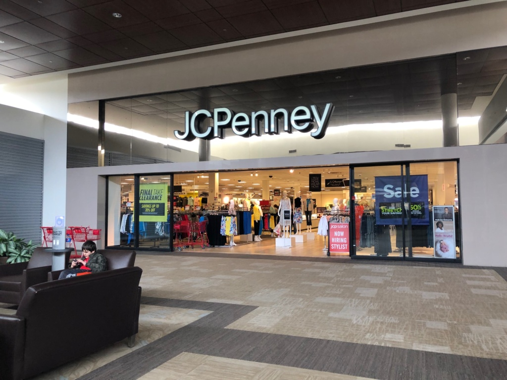 d3104c4f2cda9 JCPenney announced it plans to close 18 department stores this year,  including three that already were announced in January.