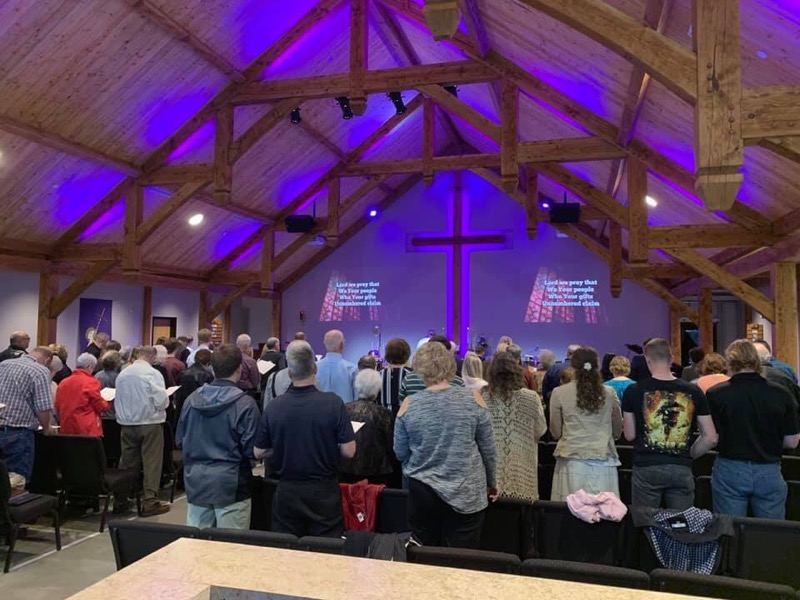 From beer warehouse to church: Transforming a place of