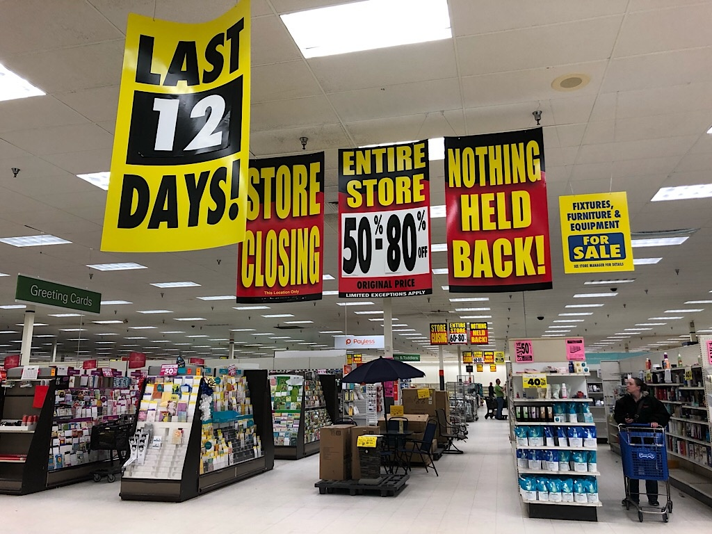 East Side Shopko To Close Next Week Auction Could Save Optical Centers Siouxfalls Business
