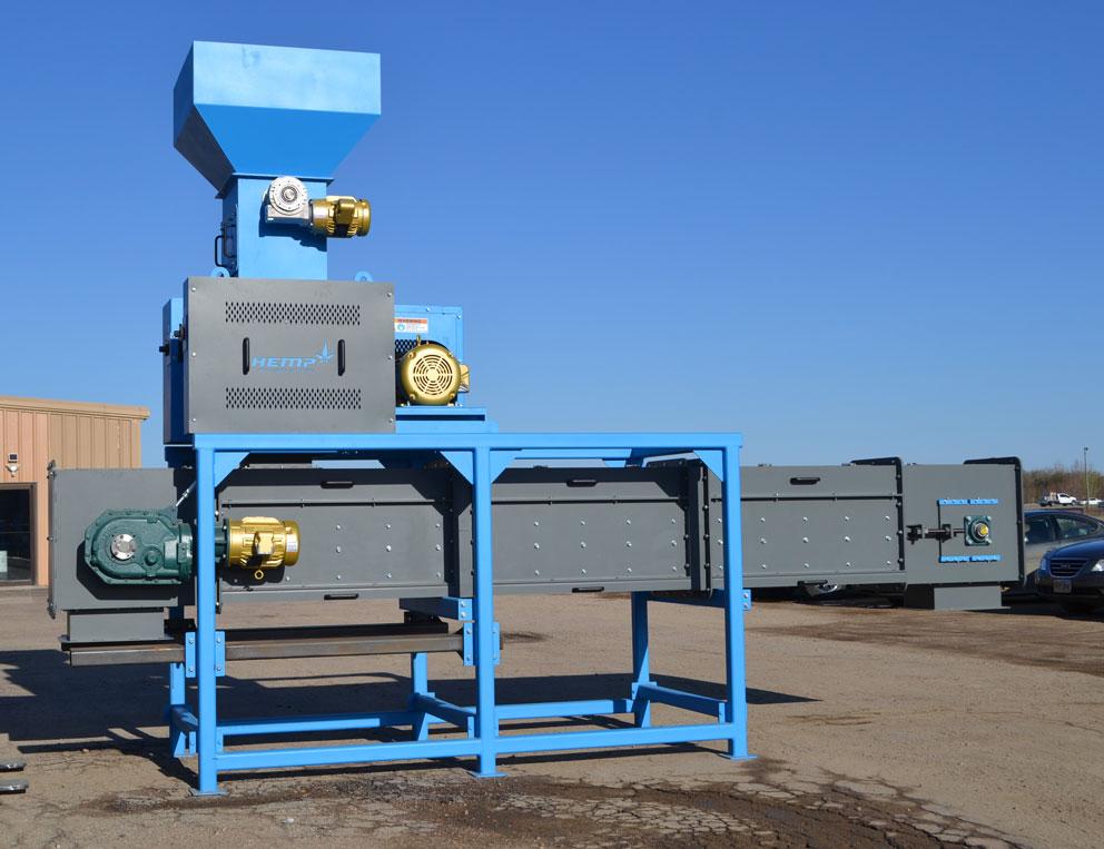 Equipment developer for hemp industry quietly ramps up in