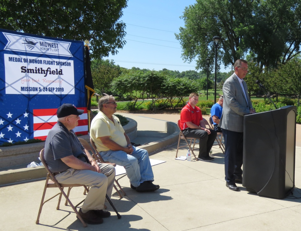 Smithfield to fund Honor Flight for 83 veterans – SiouxFalls