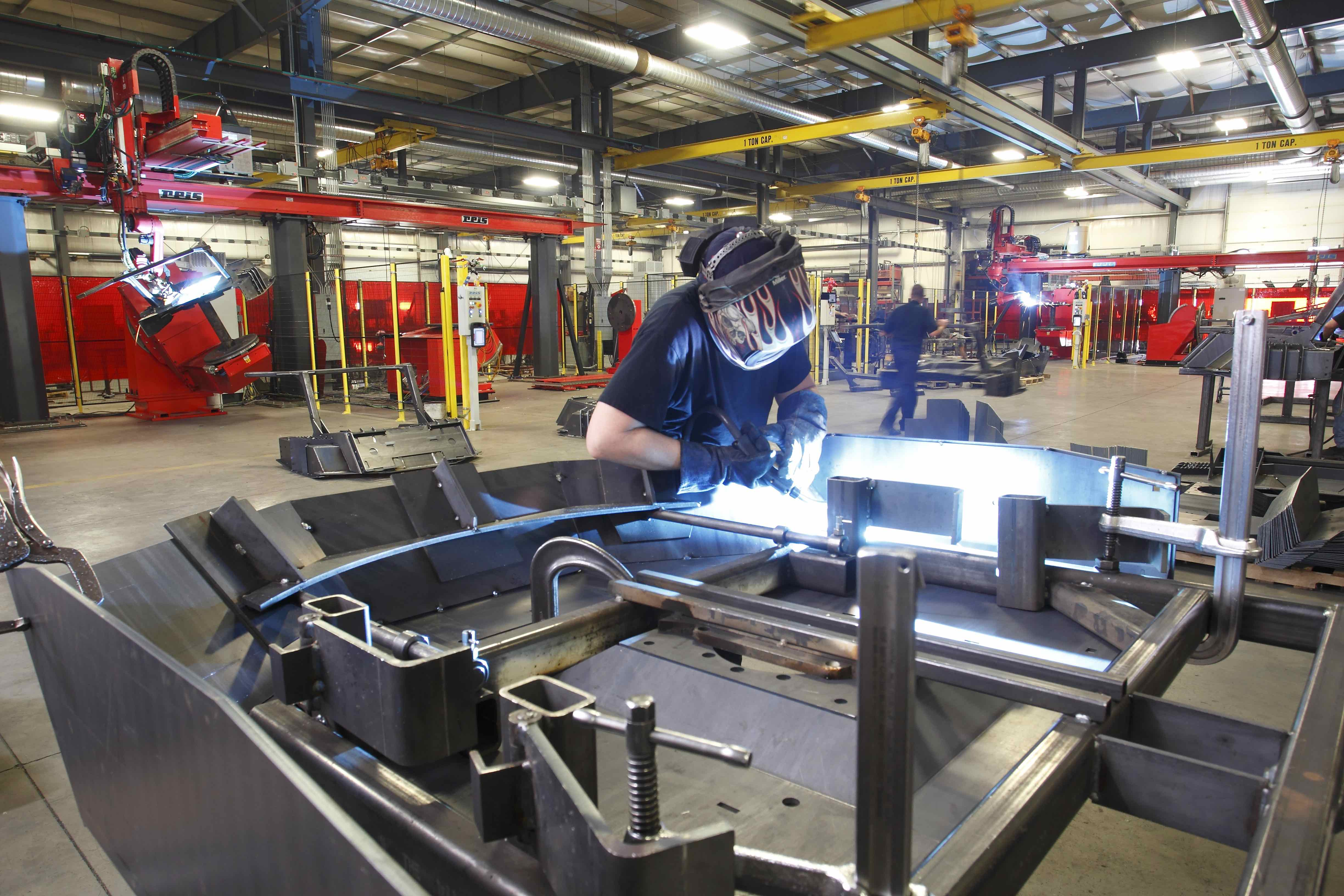 Sioux Falls Business Asks about Future Plans - DeGeest Steel